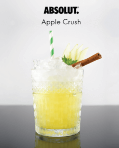ABSOLUT Apple Crush Cocktail